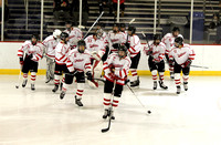 Redwood Falls boys hockey 1-17-13