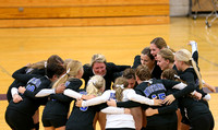 Mustang Volleyball 9-3-15
