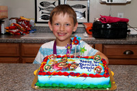 Braylon is six!