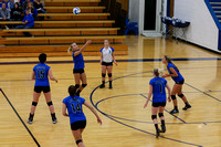 Mustang JV Volleyball 10/23/15