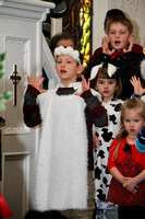 Church Christmas Program-Braylon 2015