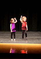 Benson Dance Recital April 2016