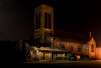 St. Paul's Lutheran under the stars