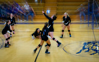 Mustang Volleyball 10-5-17