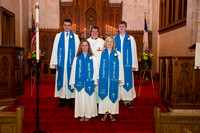 confirmation St Paul's 2014